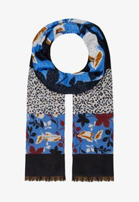 Marc O'Polo - SCARF SOFT SELFFRINGES - Scarf - multi-coloured - 1