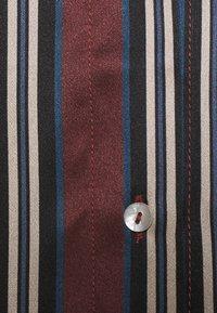 ASCENO - THE PARIS - Pyjama top - burgundy - 2