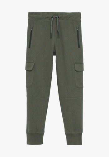 PETE - Pantaloni sportivi - kaki