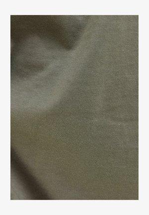 Basic T-shirt - khaki