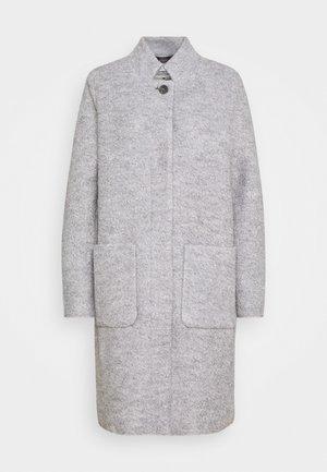 Manteau classique - mid grey melange