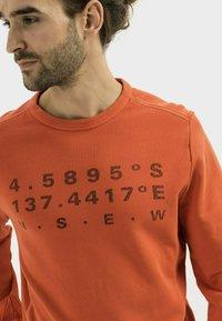 camel active - Sweatshirt - orange - 3