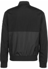 Calvin Klein Jeans - TECHNICAL - Bomber Jacket - ck black - 1