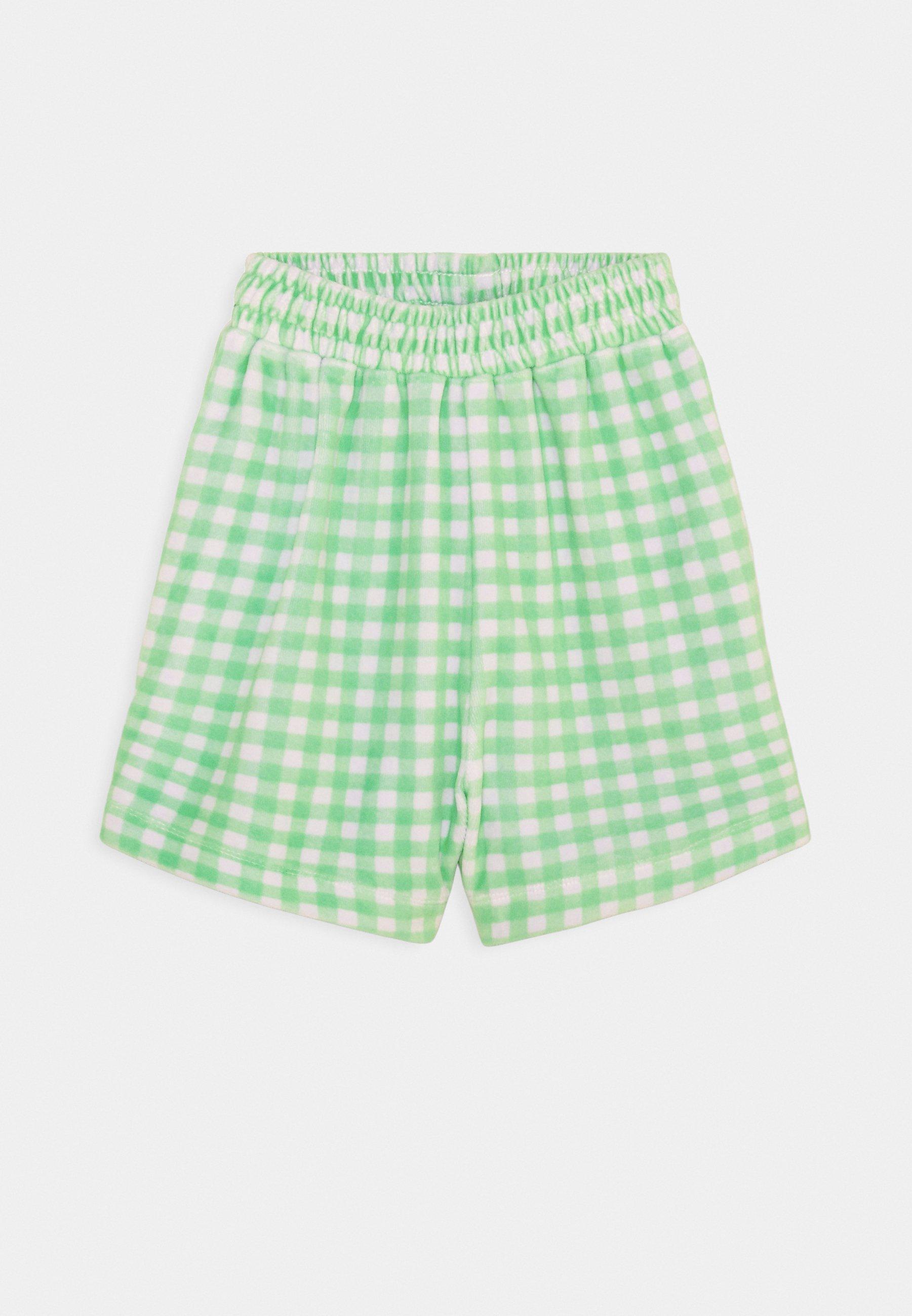 Kids GINGHAM TOWELLING - Shorts