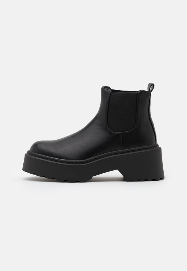 ELLIS - Kotníková obuv - black