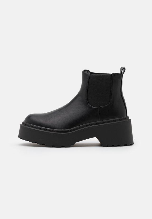 ELLIS - Korte laarzen - black