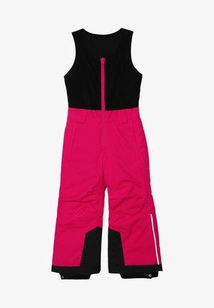 ORYON - Snow pants - raspberry pink