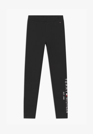 ESSENTIAL  - Leggings - Trousers - black