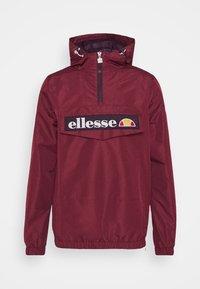 Ellesse - MONT  - Windbreaker - burgundy - 4