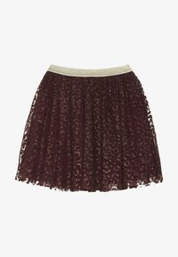 The New - ANNA FANNA SKIRT - Mini skirt - winetasting - 2