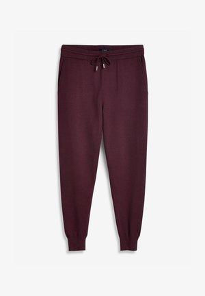 Teplákové kalhoty - dark purple