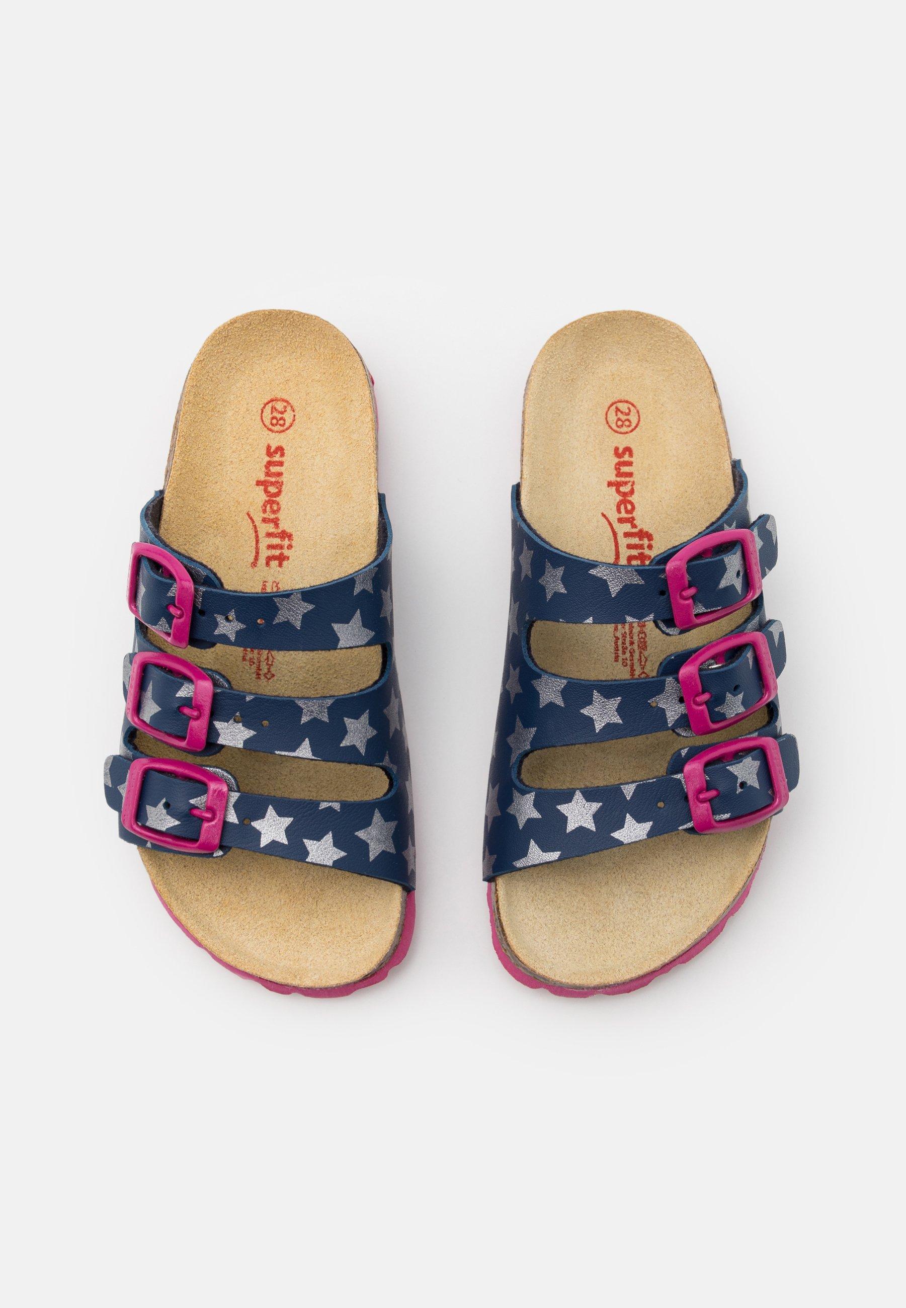 Kids FUSSBETTPANTOFFEL - Slippers