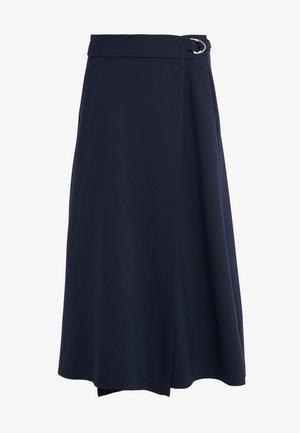 Áčková sukně - deep blue