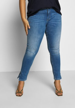 CARKARLA - Jeans Skinny Fit - medium blue denim