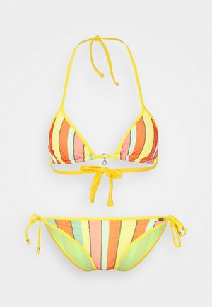 OKO LIA JAMAICA SET - Bikiny - multicoloured