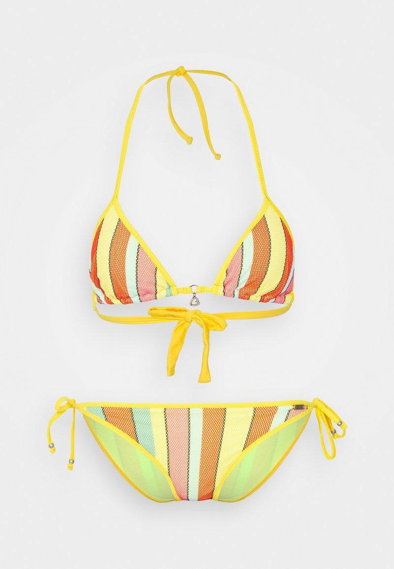 Banana Moon - OKO LIA JAMAICA SET - Bikiny - multicoloured