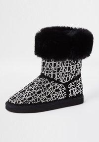 River Island - Winter boots - black - 1