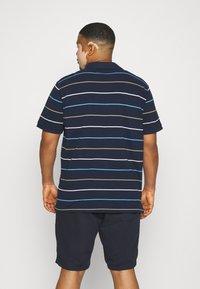GANT - BRETON RUGGER - Polo shirt - navy/white - 2