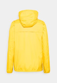 K-Way - LE VRAI CLAUDE UNISEX - Waterproof jacket - yellow - 1