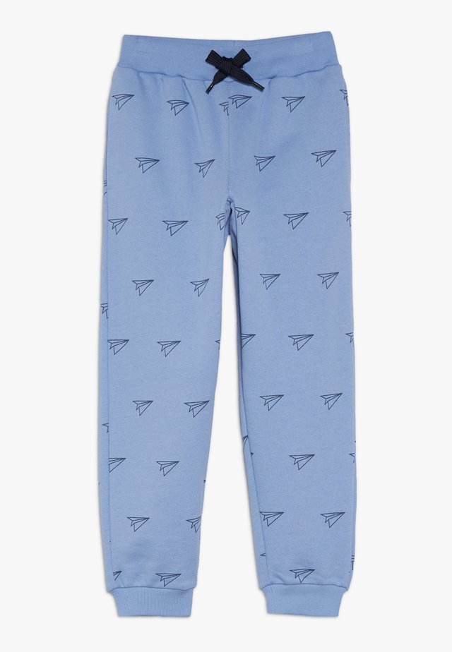 LIL FLEET  - Tracksuit bottoms - allure blue