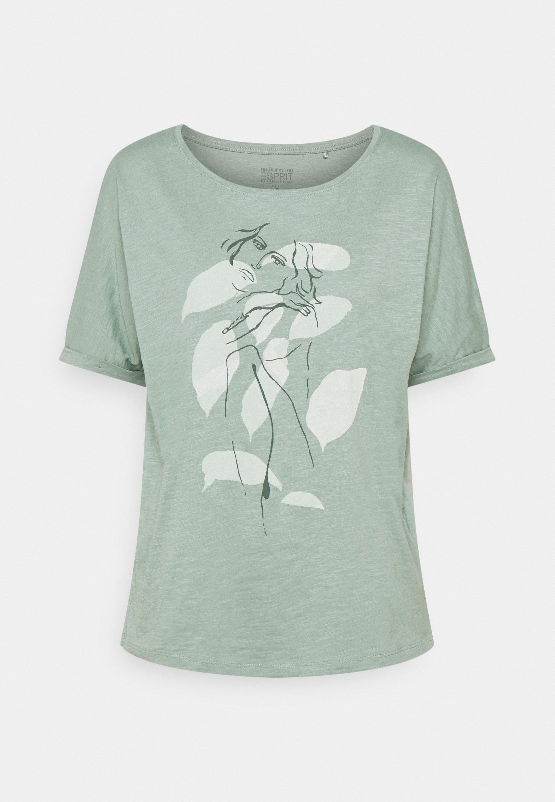Women TEE PRINT - Print T-shirt
