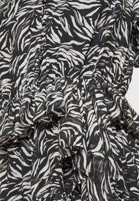 The Kooples - DRESS - Day dress - black/white - 5