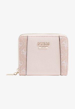 Wallet - mehrfarbe rose