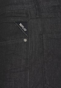 Replay - ANBASSX LIGHT - Jeans Skinny Fit - black - 8