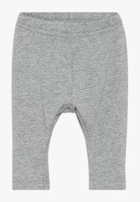 Name it - NBNLEGGING BEAR NOOS 3 PACK - Leggings - Trousers - grey melange - 2