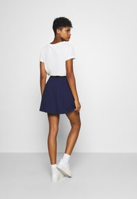 Even&Odd - A-snit nederdel/ A-formede nederdele - evening blue - 2