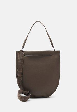 TOTE M - Handbag - deep taupe