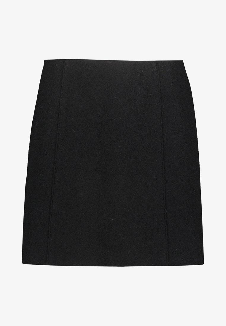 Marc O'Polo - ROCK - A-line skirt - black