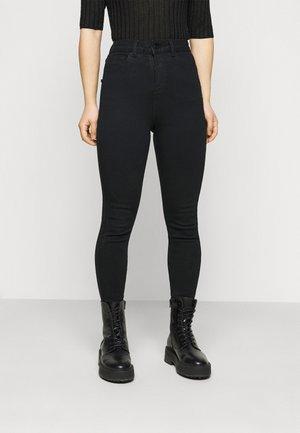 CONTOUR  - Skinny džíny - black