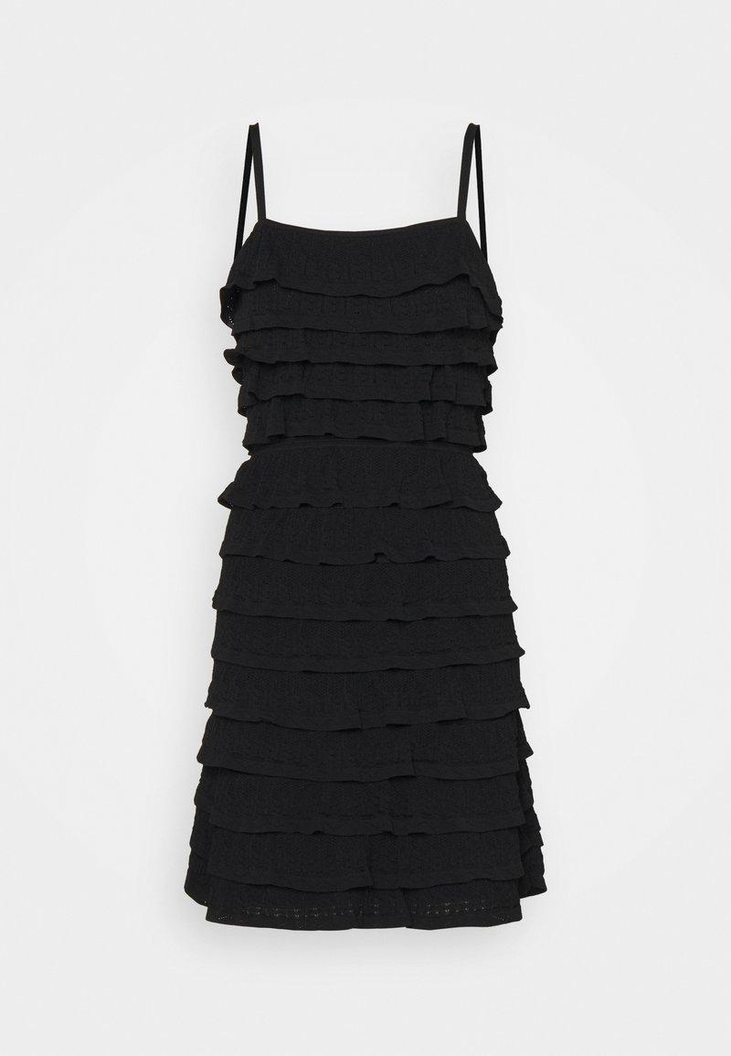 sandro - Jumper dress - noir