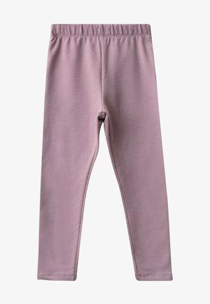 Leggings - Trousers - lilac