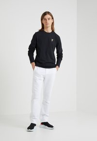 Versace Collection - Long sleeved top - nero/oro - 1