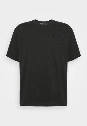 BASICS UNISEX - T-shirt basique - black
