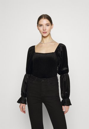 SOOKIE - Long sleeved top - black