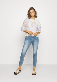 American Eagle - TIE DYE LONG SLEEVE COVE TEE - Long sleeved top - multi - 1