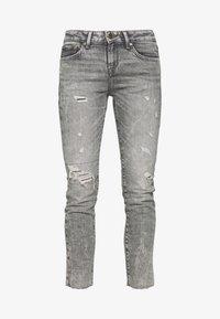 Denham - LIZ ANKLE - Jeans Skinny Fit - grey - 4