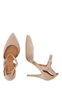 faina - Sandalen met hoge hak - nude - 2