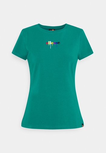ROSEMUND TEE - T-shirt print - green