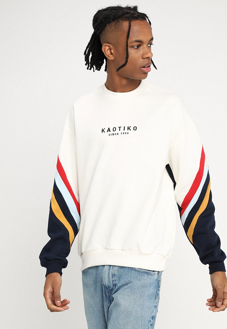 Kaotiko - UNISEX - Sweater - white