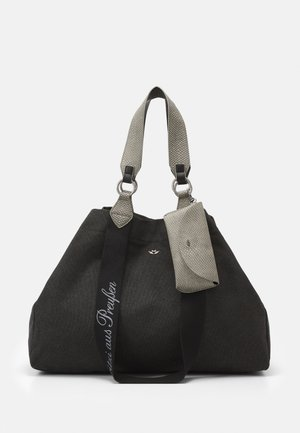 IZZY SET - Tote bag - black