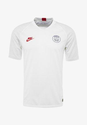 PARIS ST GERMAIN - Club wear - white/pure platinum/university red