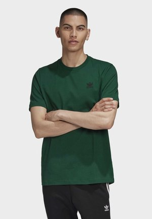 TREFOIL ESSENTIALS T-SHIRT - Camiseta básica - green