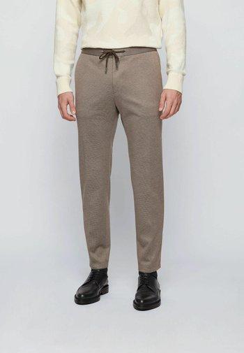 Pantalon classique - open beige