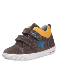 Superfit - First shoes - braunblaugelb (3000) - 3