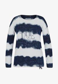 TR - Sweatshirt - dunkelblau - 0
