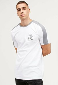 Kings Will Dream - WEXFORD 2 PACK - T-shirt con stampa - white/black - 2